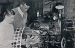 Produzieren im Jahre 1920